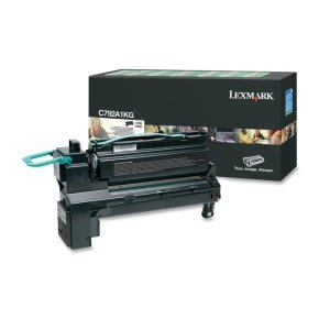 Lexmark C792dte Black Toner Cartridge