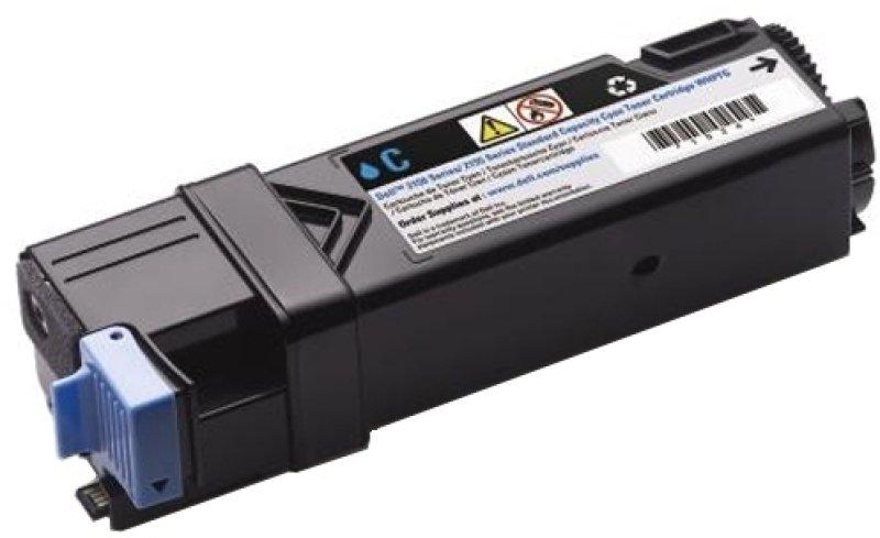 Image of *Dell 593-11034 Cyan Toner Cartridge
