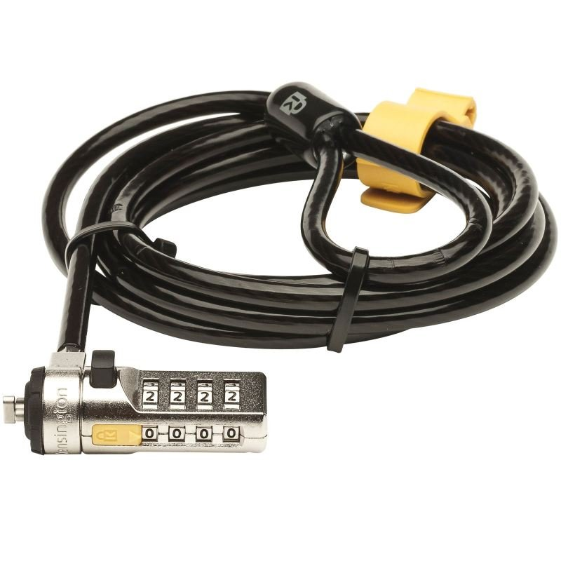 Image of Kensington Combination Ultra Laptop Lock - Security cable lock