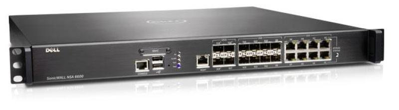 Sonicwall Nsa 3600 Totalsecure (1 Yr)