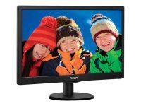 "Philips 203V5LSB26 19.5"" LED VGA Monitor"