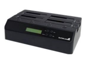 StarTech 4 Bay 1:3 Hard Drive Duplicator Dock