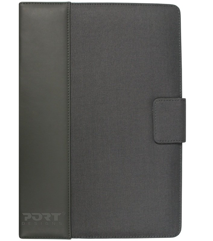 "Image of Port Designs Phoenix IV Tablet Folio - Universal - For tablets up to 10 1"" - Grey"