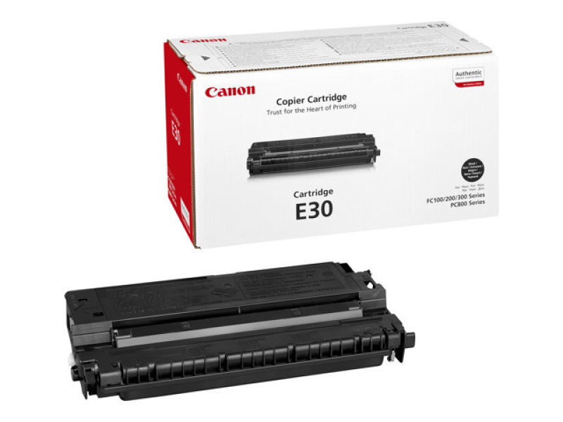 Canon FC E30 Black Laser Toner Cartridge 4000 Pages
