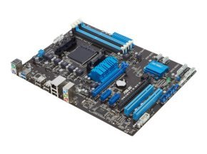 Asus M5A97 LE R2.0 970 Socket AM3+ 8 Channel Audio ATX Motherboard