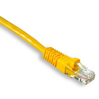 Belkin Cat5e Assembled UTP Patch Cable (Yellow) 1m
