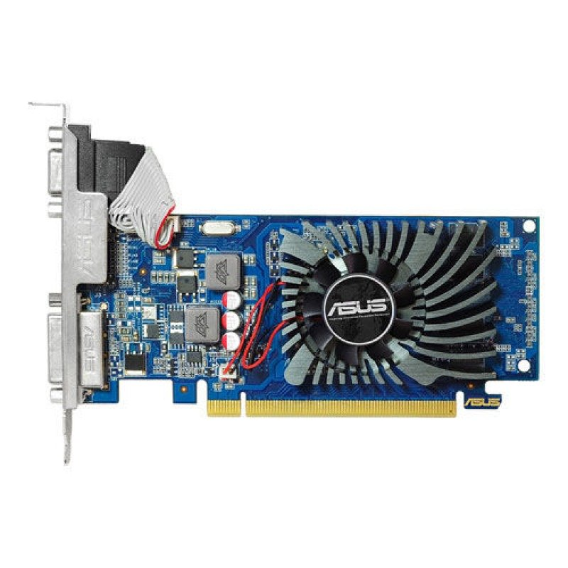 Asus GeForce G210 1GB DDR3 1200 MHz DVI HDMI D-Sub PCI-E Graphics Card