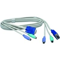 Trendnet 6ft Ps/2/vga Kvm Cable