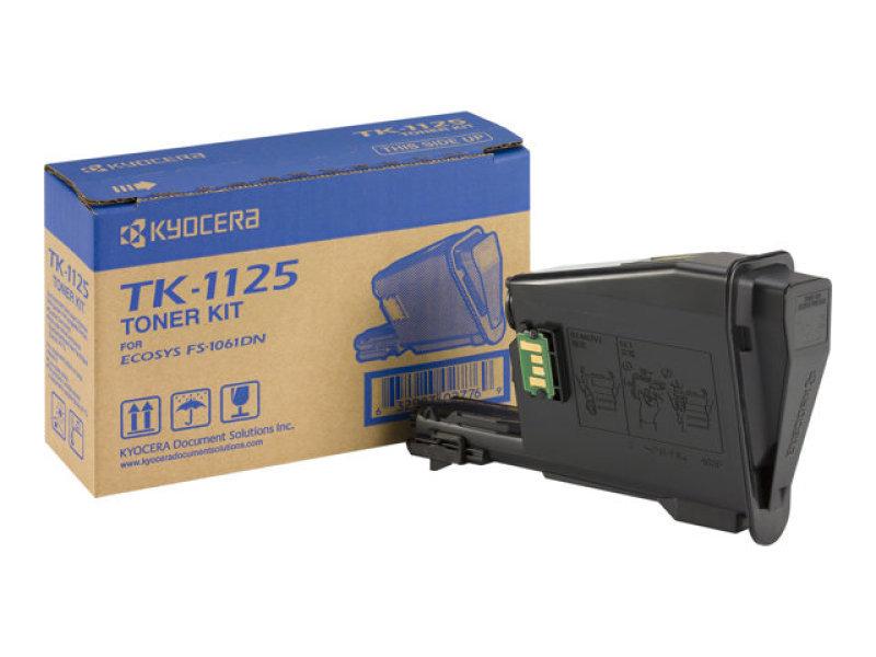 *Kyocera TK-1125 Black Toner cartridge -