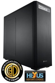 Corsair Obsidian Series 550D Silent Case