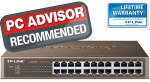 TP-Link TL-SG1024D 24-port Desktop/Rackmount Gigabit Switch