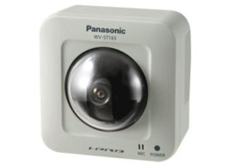 Panasonic WVST165E 1.3MP 720P HD PanTilting Internal Daynight Box Camera