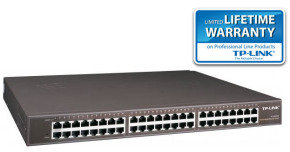 TP-Link TL-SG1048 Switch  Rack-Mountable