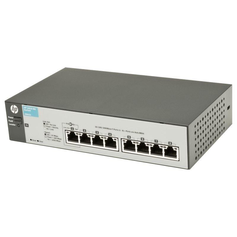 HP PS1810-8G Actualizar Firmware