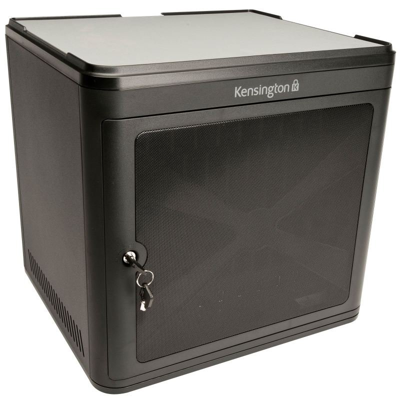 Image of Kensington Charge and Sync Cabinet for Tablets