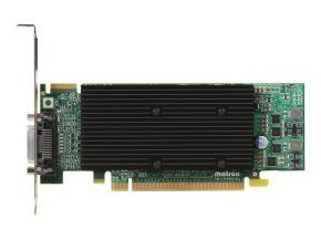 Matrox 512mb Gddr2 Pci Express X16 Low Profile