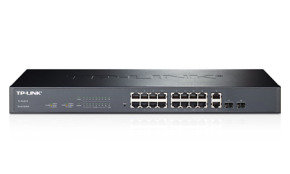 TP-Link TL-SL2218WEB 16+2G Gigabit-Uplink Switch