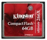 Kingston 64GB Ultimate CompactFlash