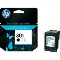 HP 301 Black Original Ink Cartridge - Standard Yield 190 Pages - CH561EE