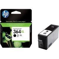 HP 364XL High Yield Black Ink Cartridge - CN684EE