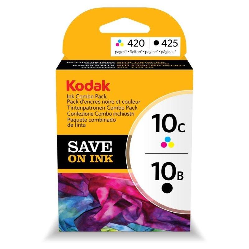 Kodak 10B/10C Combo Ink Cartridge