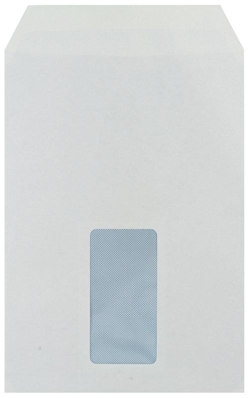 C5 WHT 90 S/S WINDOW BOXED PK500