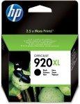 HP 920XL Black Ink Cartridge - CD975AE