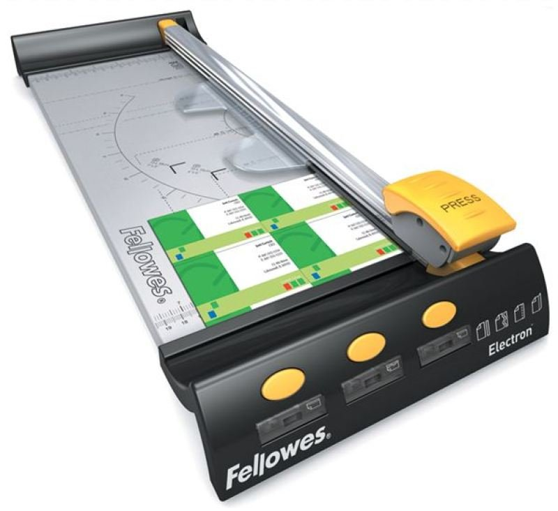 Image of ELECTRON A3 ROTARY PAPER TRIMMER