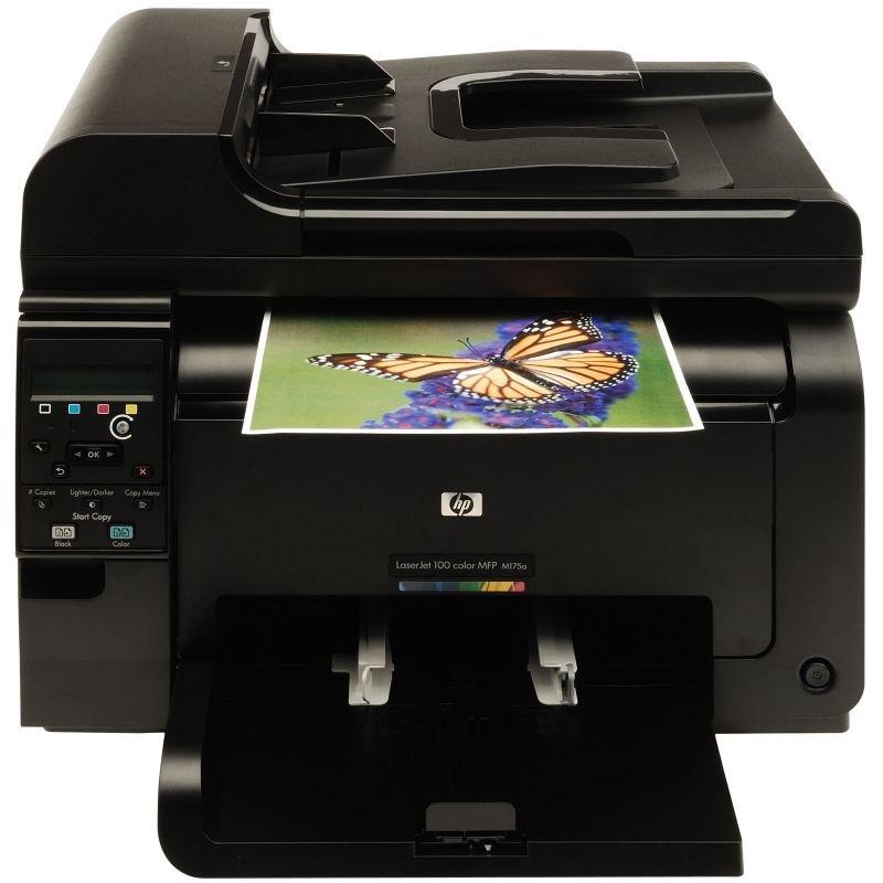 Hp Laserjet Pro  Color Printer Ma