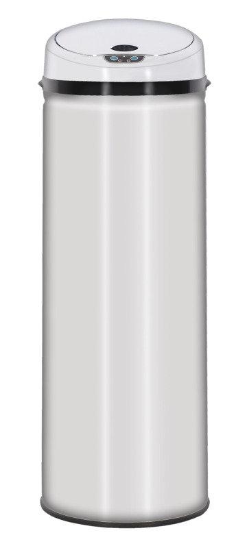 Vida Chrome Finish Sensor Bin 50 Litre