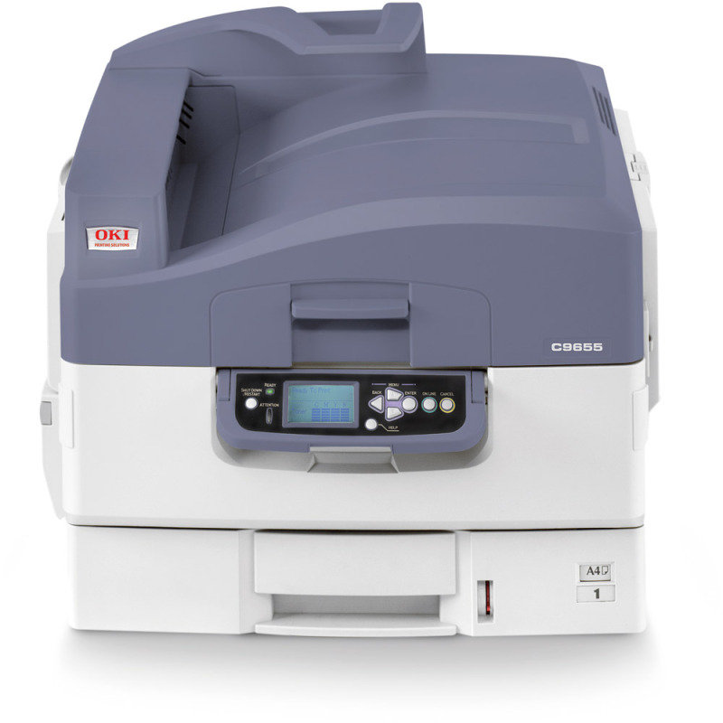 OKI C9655n A3 Colour LED Laser Printer