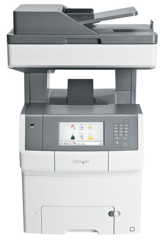Lexmark X 746de Colour Laser Printer