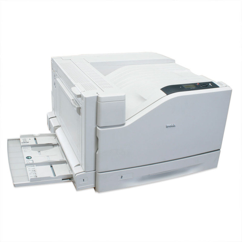 Image of Dell 7130cdn Colour A3 Network Laser Printer with Duplex