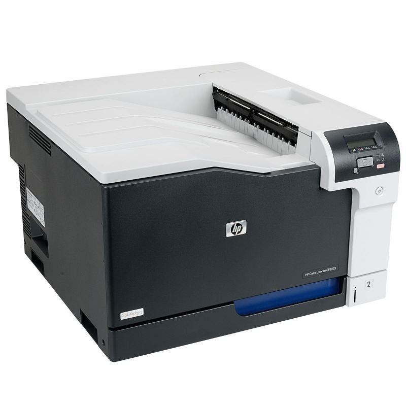 HP Colour LaserJet Professional CP5225DN Colour Network Laser Printer with Duplex