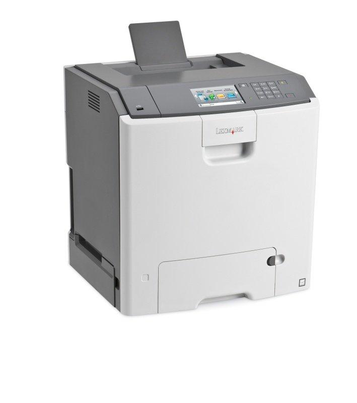 Image of Lexmark C748de Colour Laser Printer