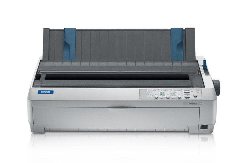Image of Epson FX 2190N Mono Network Dot Matrix Printer