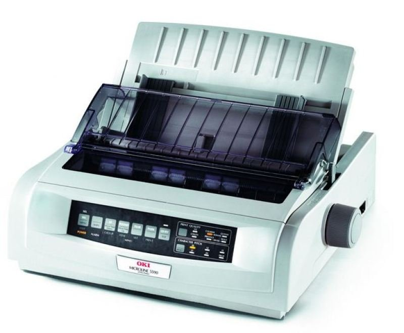 OKI Microline 5521eco 9 pin Dot Matrix Printer
