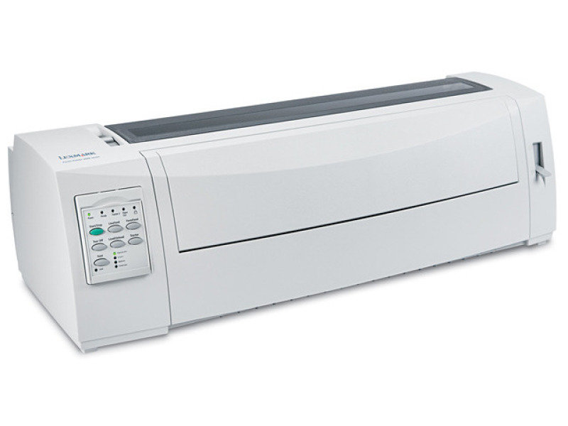 Image of Lexmark Forms Printer 2581+ B/W Dot-matrix printer