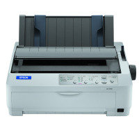 Epson LQ 590 Dot Matrix Network Printer - Monochrome