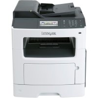 Lexmark MX410DE A4 Mono Multifunction Laser Printer