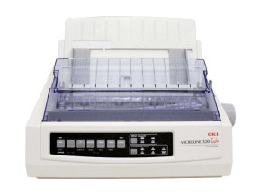 OKI Microline 320 Microline Emulation Elite 9 Pin Dot Matrix Printer