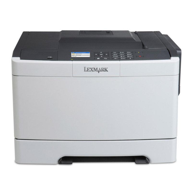 Lexmark Cs410dn 30ppm A4 Duplex Colour Laser Printer