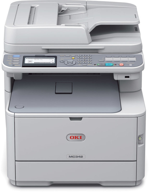 Image of *OKI MC342dn A4 22ppm Colour Multifunction LED Laser Printer - 3 Year Warranty