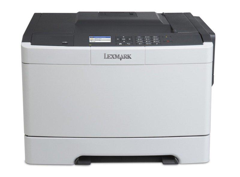 Image of Lexmark Cs410n A4 Colour Laser Printer
