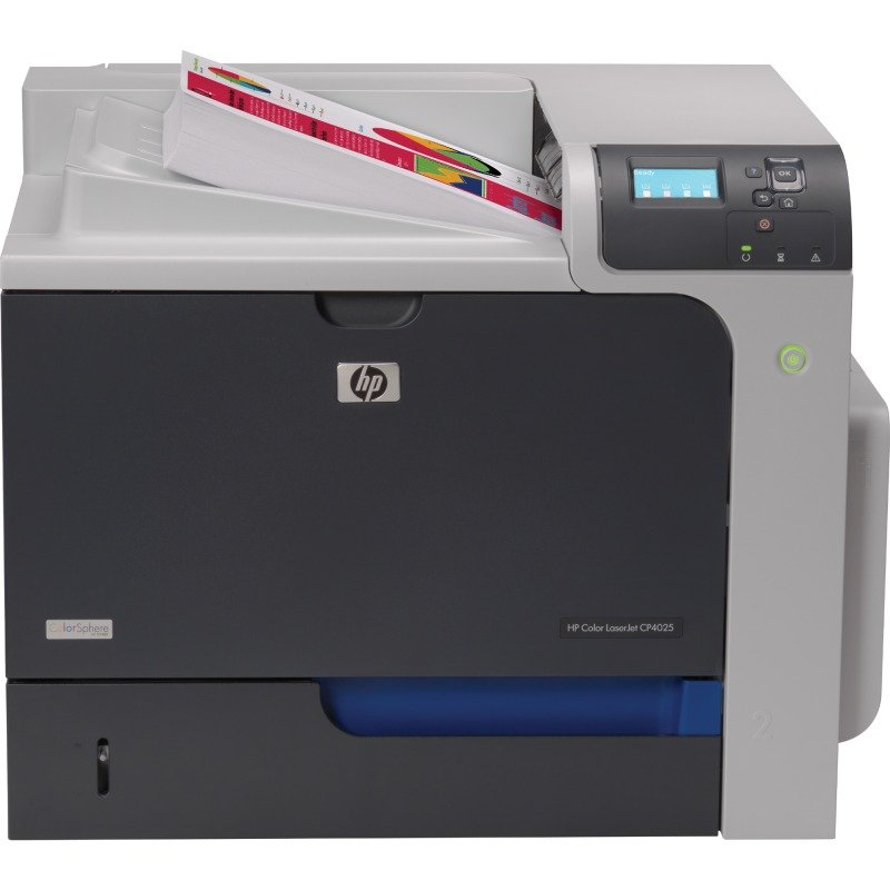 HP Colour LaserJet Enterprise CP4025dn Network Laser Printer with Duplex