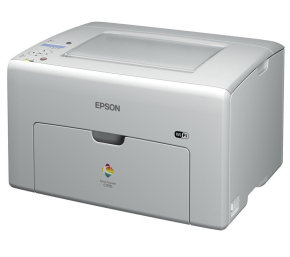 Epson AcuLaser C1750W Wireless Colour Laser Printer