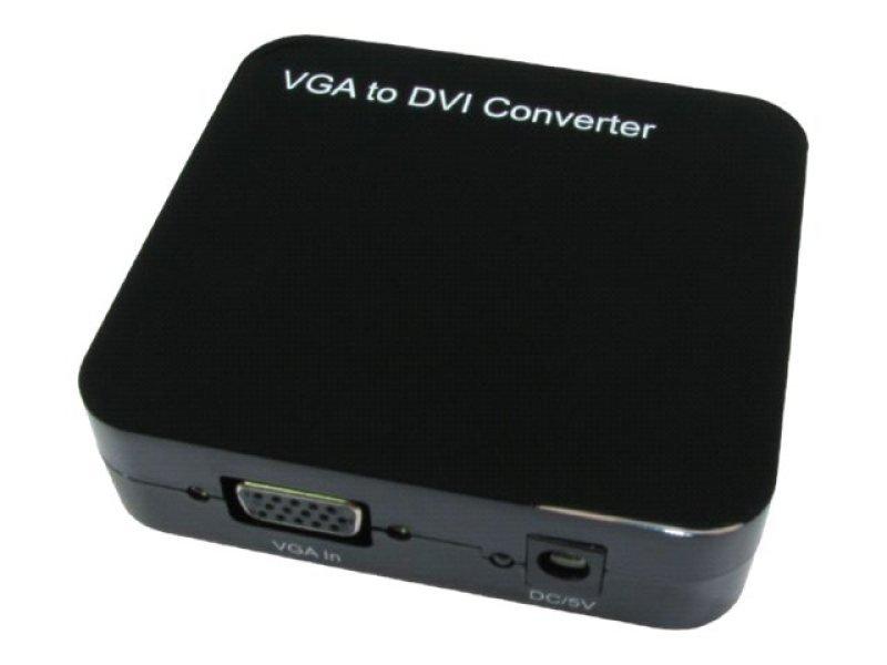 Image of NewLink VGA to DVI-D Converter