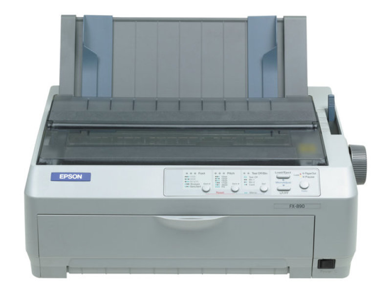 Epson FX 890 9 Pin Mono Dot Matrix Printer
