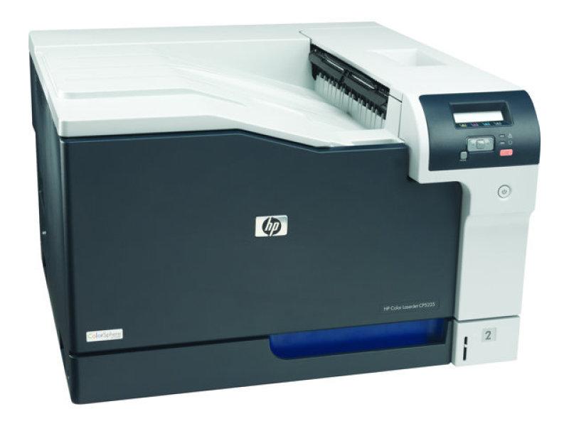 HP Colour LaserJet Professional CP5225N Colour Network Laser Printer