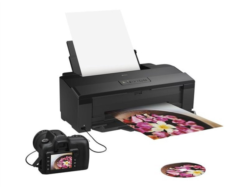 Epson Stylus Photo 1500W Colour Wireless Inkjet Printer